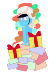 Delivery Smurf  .:AT:.