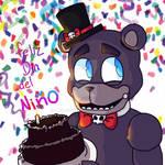 FNAF: Cake (?)