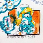 Smurfs: baby