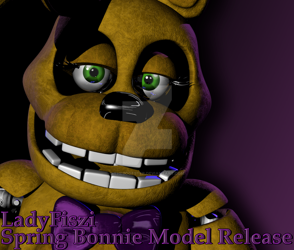 The script | Spring bonnie model