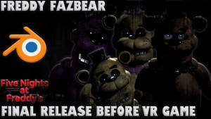 FNAF1 Freddy Pack FINAL Release by TheBoofster