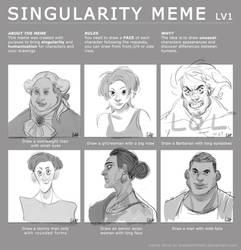 Singularity Meme