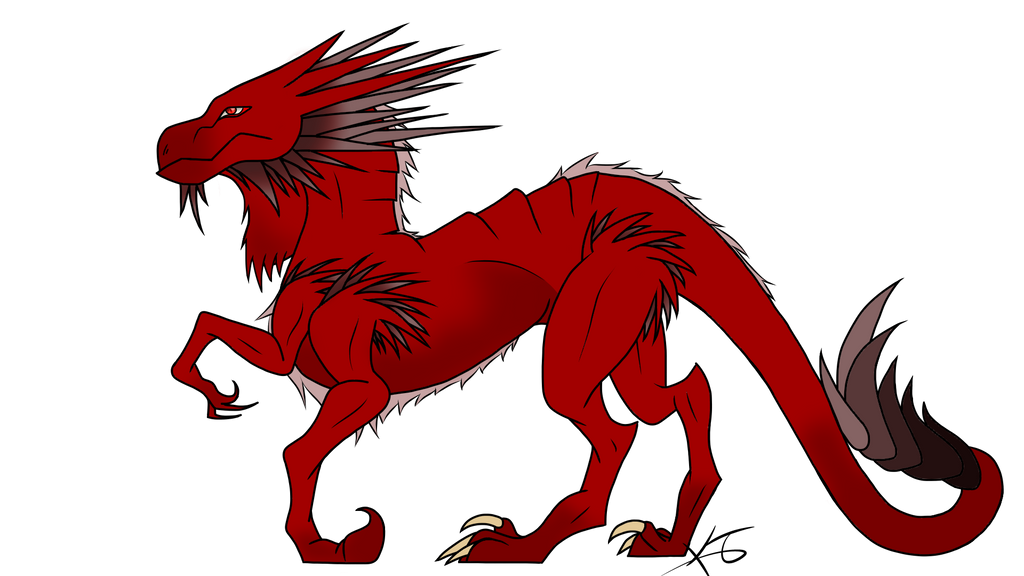 Septarious Egne Species (closed) by EnmityRose