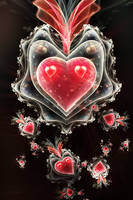 Fractal Love by zy0rg