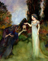 Snowhite and the Pill by neshad