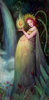 Tarot card - Empress by neshad
