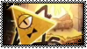 [Stamp] Bill Cipher by thealiencat