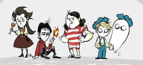 don't starve doodle 1