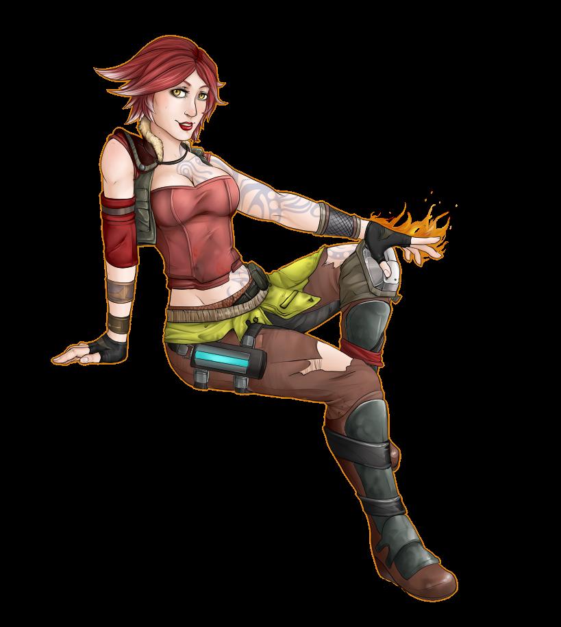 The Firehawk by Boburto