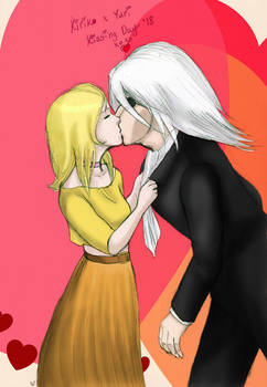 Happy Kissing Day