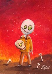 Bone Collector by KRIEV