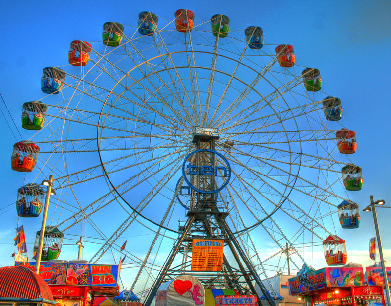 RAS Ferris Wheel