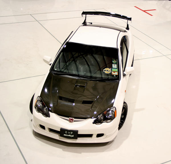 DC5R Top view