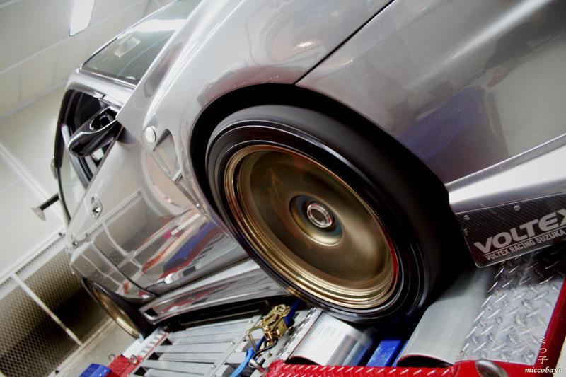 Subaru Dyno