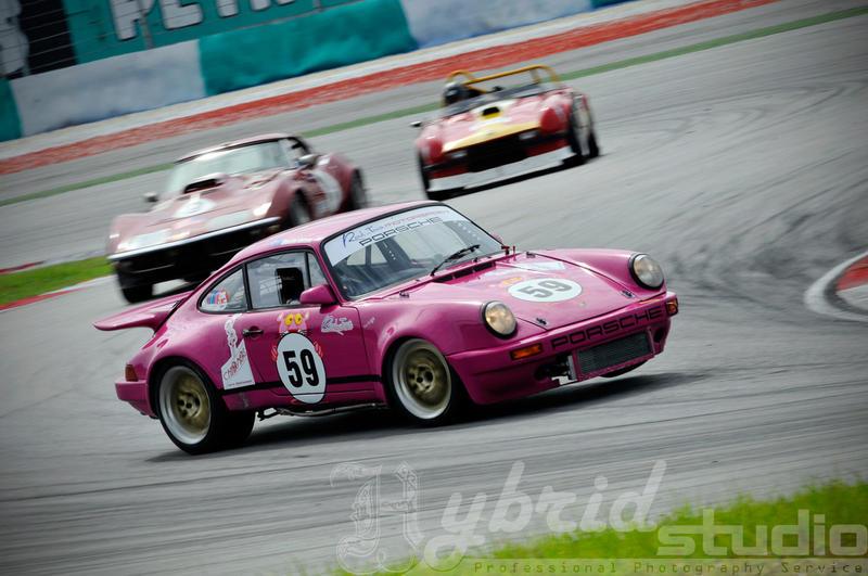 MSS 2009 Pink Panther Porsche