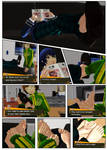 Caring for Naoto's feet Page 1