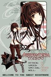 Arehandora's PIXEL ID