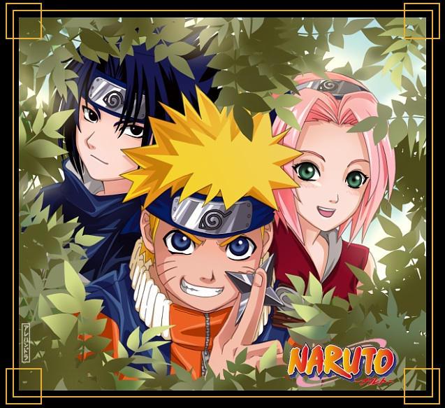 __Naruto____among_bushes______by_Arehandora