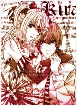 Death Note: 'Misa and Raito'