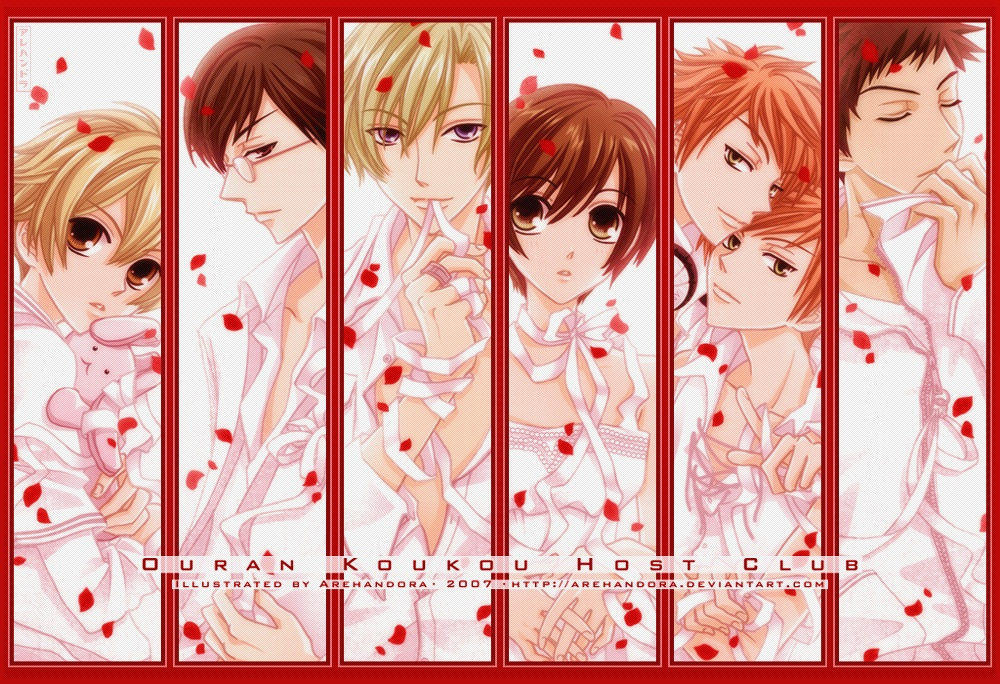 Ouran High School Host Club Ouran Highschool Host Club