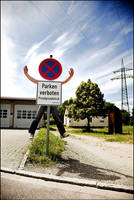 Parken verboten by jfphotography