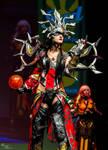 diablo 3 wizard cosplay