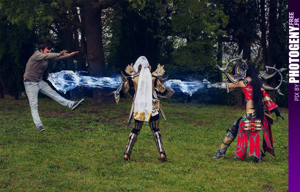 COSPLAYER WIN by SakuraFlamme