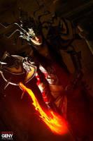Wizard archon armor by SakuraFlamme