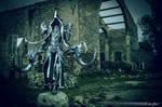 Malthael The reaper of Soul from Diablo III
