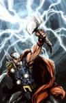 THOR - God of Thunder.