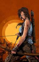 Lara-Croft-Contest by KareemSanshiro