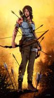 Lara-Unbeatable by KareemSanshiro