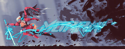 Battle-Angel Elina (MOAAH!) by KareemSanshiro