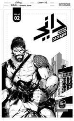 DANI-volume-02-cover by KareemSanshiro