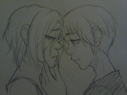 Nitori and Rin