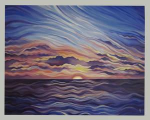 An Aruba Sunset