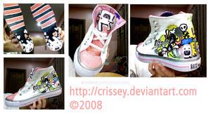 Crissey shoes XD