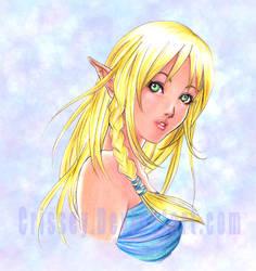 ::Elf:: by Crissey