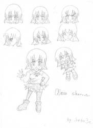 new character Marina by sebo3e