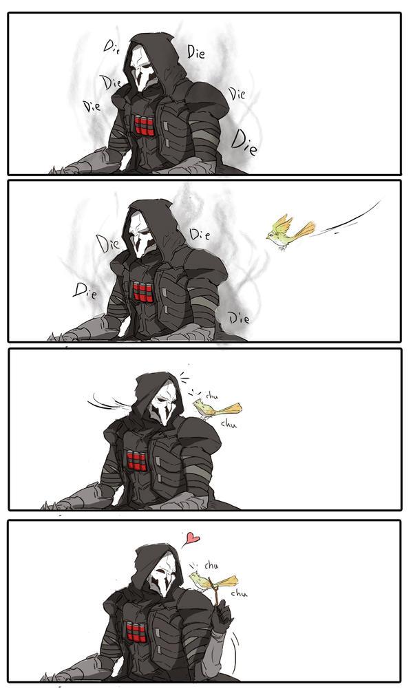 Reaper by Kuroduki