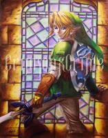 I Link therefore I am - Zelda Twilight Princess by CrimsonxCrime