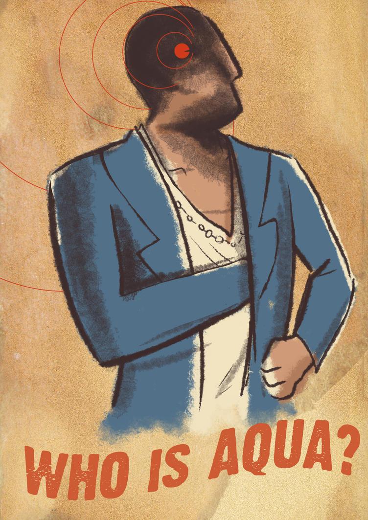 Who Is Aqua by ClassyWurmple