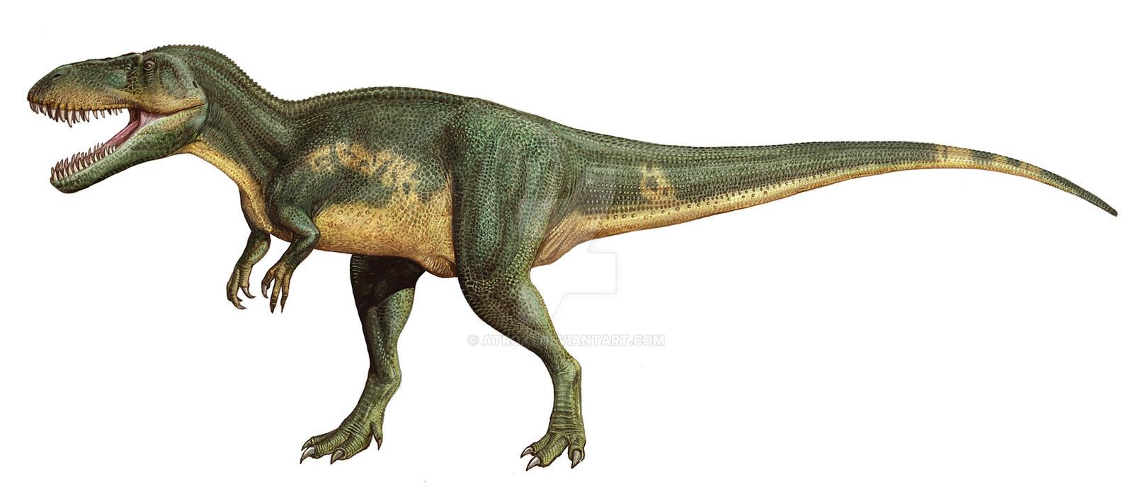 torvosaurus by atrox1