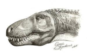 tarbosaurus bataar by atrox1