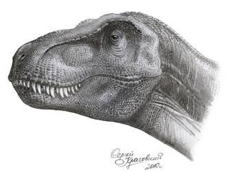 tyrannosaurus rex final by atrox1