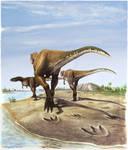 Megalosauripus