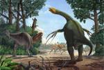 Cretaceous Mongolia