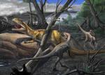 neovenator and eotyrannus