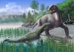 titanophoneus vs ulemosaurus