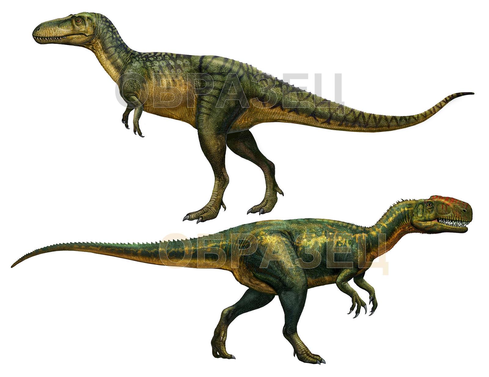 Dino by atrox1
